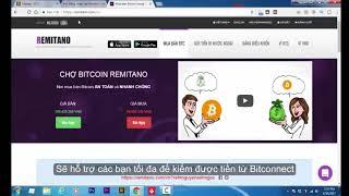 Hướng dẫn rút lãi từ bitconnect về vietcombank - Hướng dẫn chơi Bitconnect