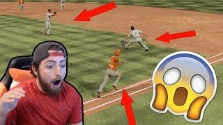 WORST GLITCH EVER! (NOT CLICKBAIT) MLB The Show 16 | Diamond Dynasty
