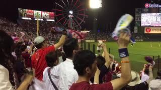 ファンキー加藤 ミニコンサート あとひとつ まわせ 2017年8月27日 koboパーク 楽天