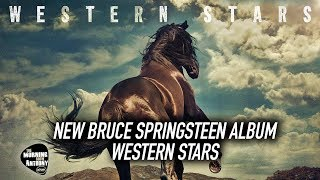 Baixar Bruce Springsteen New Music Western Stars