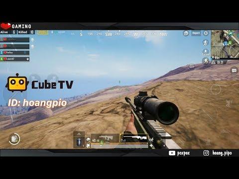 PUBG Mobile - Bắt Đầu Live Game Từ Giờ