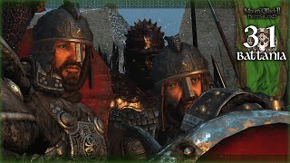 BRUTAL BLOODY END OF THE KHUZAIT WAR - Mount and Blade 2 Bannerlord (Battania) Campaign Gameplay #31