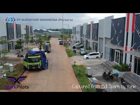 Laboratorium PT Surveyor Indonesia @Sentul Industrial Estate