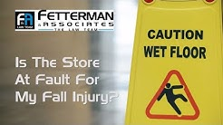Slip and Fall Attorney West Palm Beach Florida | Call at 561-845-2510