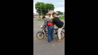 Setting ninja R 150 standart | Nizar Baharudin