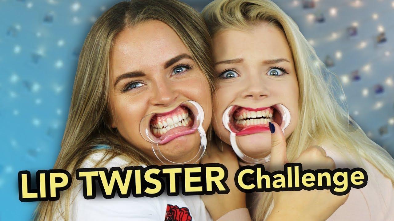 lip twister challenge