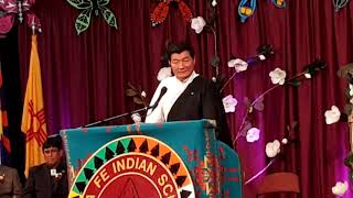 SFIS GRADUATION CEREMONY 2019 – COMMENCEMENT ADDRESS SIKYONG Dr. LOBSANG SANGAY