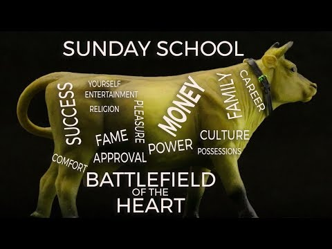 Sunday School 08132017 - El Paso Christian Church Live Stream