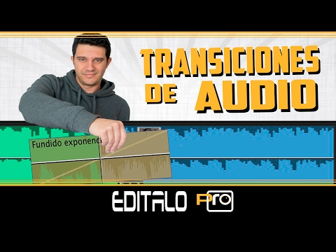 How to make Audio Transitions in Adobe Premiere