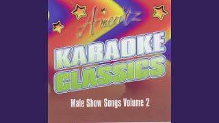 Karaoke - Oh What a Circus