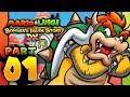 Mario Luigi Bowser S Inside Story 3DS Part 1 Here We Go Again mp3