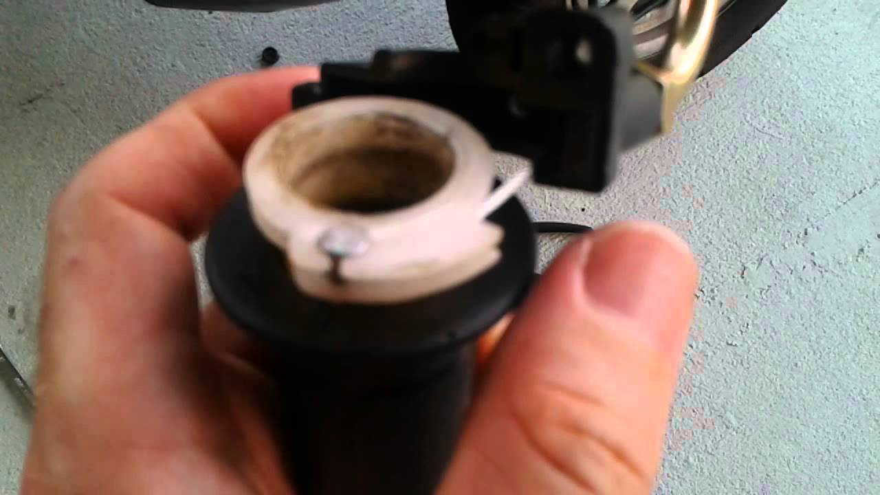 how to get rid of throttle grip