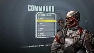 Borderlands 2 - Top 4 New DLC Skins+Heads