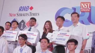RHB-NST Spell It Right Penang Secondary State Challenge