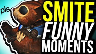 PLAYING CONQUEST FOR THE FIRST TIME IN 2 YEARS! (Smite Funny Moments)