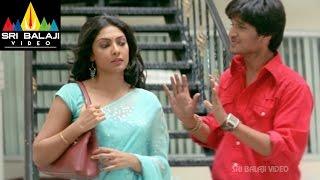 Happy days movie rahul  nikhil love proposal scene | varun sandesh,tamannah | sri balaji video