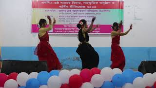 Shopno jno aj icche Moto || premer pothe|| nacho by Mila|| bangali dance