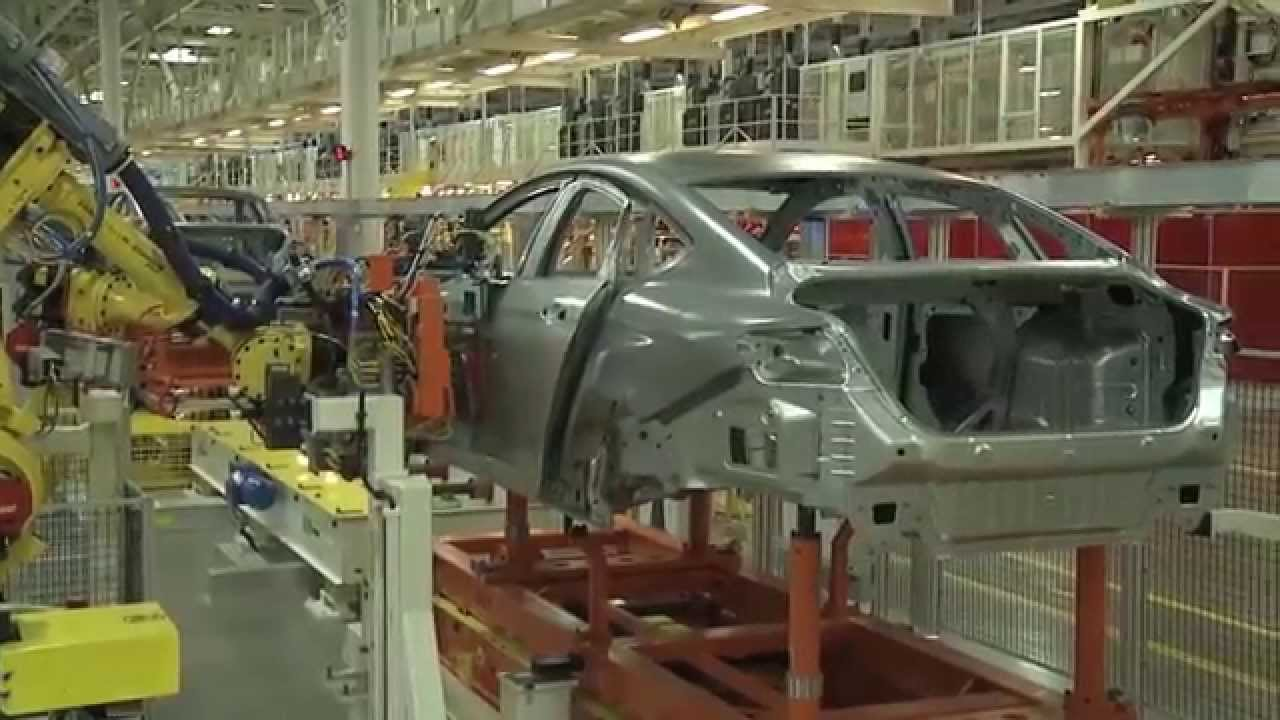 Sterling Heights Chrysler >> Chrysler 200 Manufacturing Sterling Heights Assembly Plant Automototv