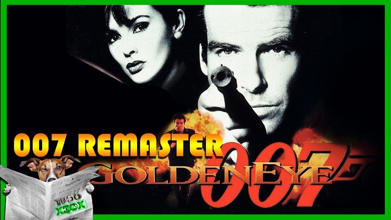GOLDENEY 007 REMASTE ainda vai SAIR?