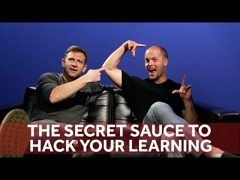 Hack Your Learning with Tim Ferriss | Chase Jarvis RAW