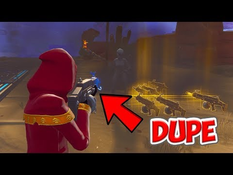 I asked Staff if they will DUPLICATE rare Fortnite items for me UNDERCOVER...
