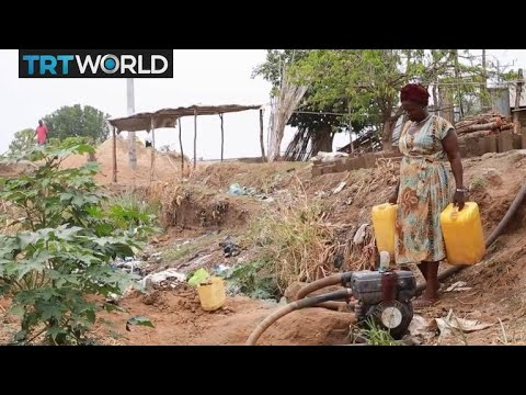 South Sudan Water Crisis: Juba residents struggle to get clean water