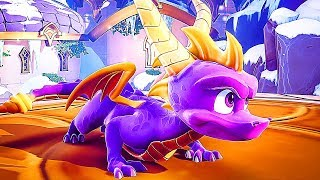 SPYRO Reignited Trilogy Trailer (2018)