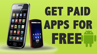 How To Get Paid Apps For Free on Android 2017?