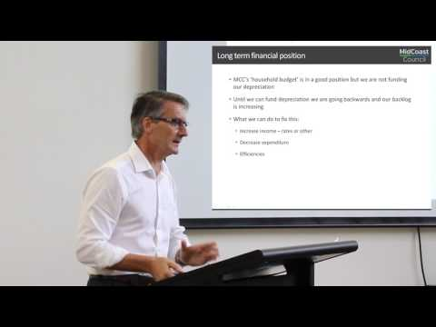 MidCoast Council Community Meeting Forster 21 March 2017