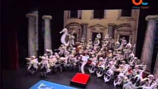 "Coro- ""Allegro Molto Vivace""(2011) 1º Cuplé Preliminares- by mangla"