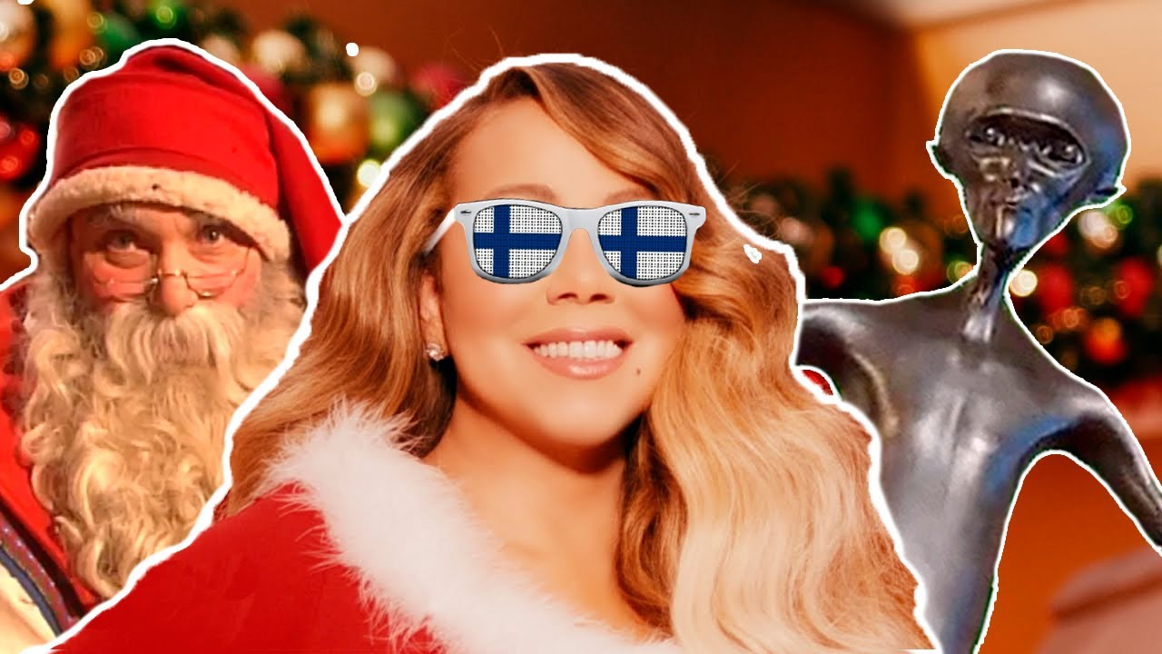All I Want for Christmas Is You But in Finnish Accent