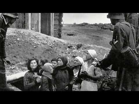 """Муса Джалиль - стихотворение """"Варварство"""""""