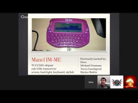 Drive It Like You Hacked It by Samy Kamkar - G4H Webcast