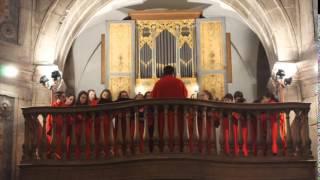 22 Schola Cantorum de Santarém: parte 2 Little Town Bethlehem+Adestes Fideles