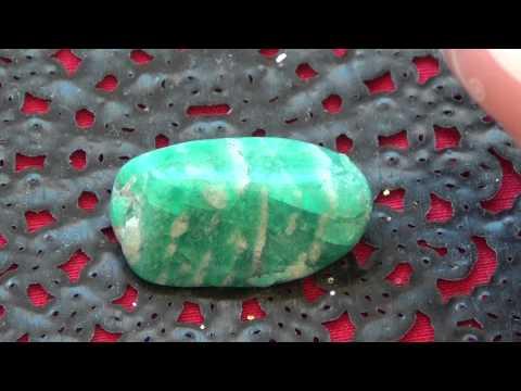 Амазонит, Лечебные свойства, ношение украшений из амазонита убережет от преждевременного старения и