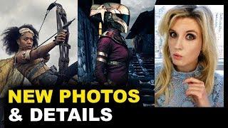 The Rise of Skywalker - Knights of Ren, Zorri Bliss & Jannah