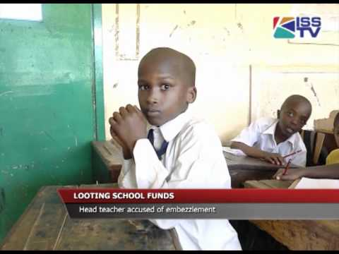 HOSPITAL HILL PRIMARY SCHOOL EMBEZZLEMENT SCAM