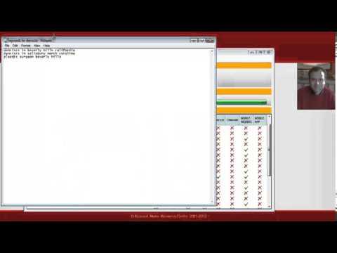 Easy Target Lead Generator Webinar 24 Jan 2013