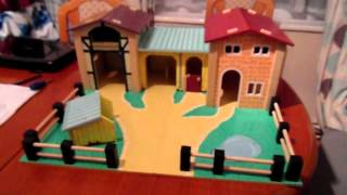 Le Toy Van Farmyard - Review - From The Box To Playtime