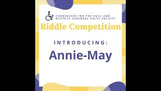 Riddle Competition - Annie-May - Line 2
