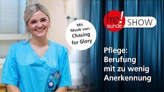 Freistunde Interview mit Pflegerin Magdalena Eder