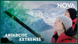 Exploring Antarcticas Glaciers (with a PlayStation Controller) | Antarctic Extremes