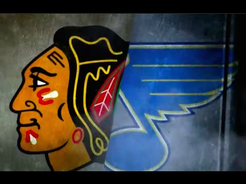 2016 NHL Stanley Cup Playoffs Hype Intro: Blackhawks v Blues
