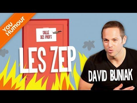 DAVID BUNIAK - Les ZEP