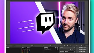 OBS For Brand New Streamers (Creating Scenes, Adding Custom Widgets, and MORE) screenshot 4