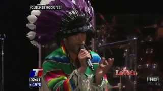 JAMIROQUAI - YOU GIVE ME SOMETHING - ARGENTINA 2011 TN HD