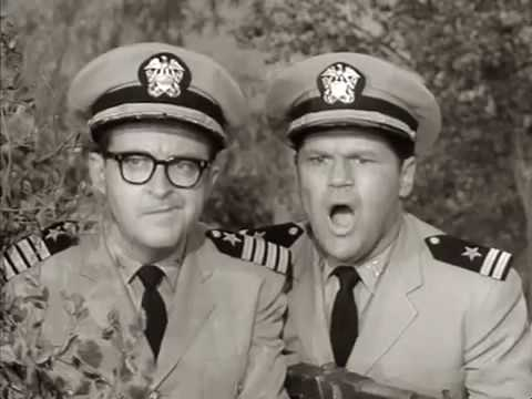 McHale's Navy   S04E22   Secret Chimp 007