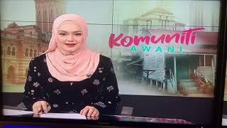 Apa Jadi Bila Siti Nurhaliza Jadi Pembaca Berita