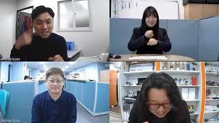욱성미디어 - 다자간HD스마트영상전화기