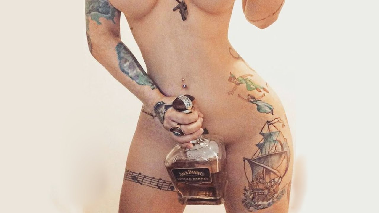 beautiful nude tattooed women pussy hd